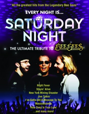 BEE GEES SATURDAY NIGHT SHOW