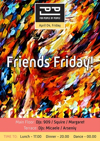 Friends Friday!