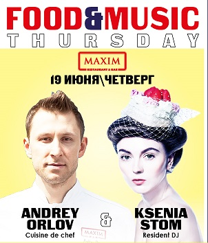 FOOD & MUSIC THURSDAY