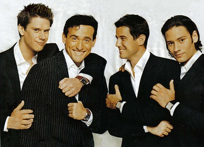IL DIVO A MUSICAL AFFAIR