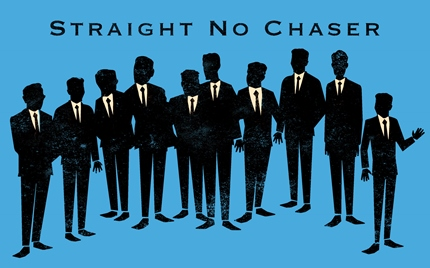 Straight No Chaser в Крокус Сити Холле