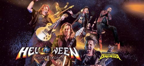 Helloween united alive world tour part-ii
