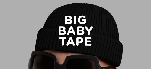 Big Baby Tape в Adrenaline Stadium