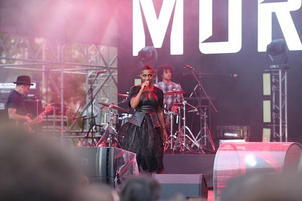 Morcheeba на Bosco Fresh Fest