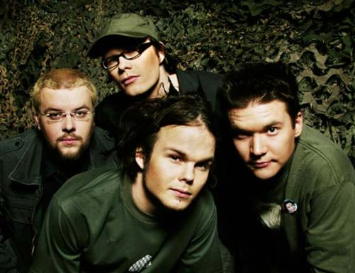 THE RASMUS. Special Concert