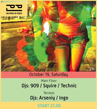 Dj's.: 909/Squire/Technic