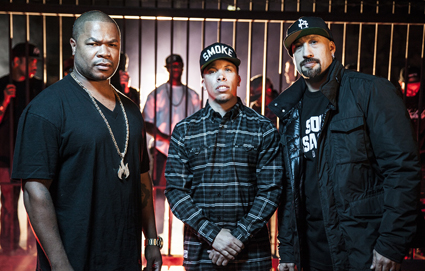 B-Real, Xzibit, Demrick - Serial Killers