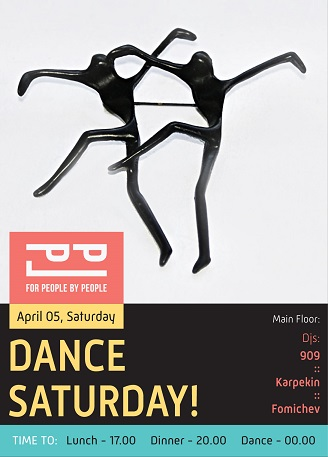 Dance Saturday!
