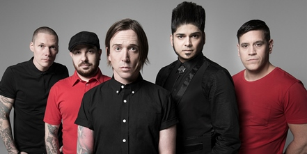 Billy Talent в Yotaspace