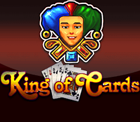 King of cards slot online