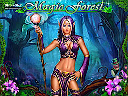 Как играть онлайн в автомат Magic Forest